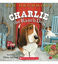 Ree Drummond, the New York Times bestselling author of the Pioneer Woman Cooks series of books, introduces us to her lovable hound Charlie in Charlie the Ranch Dog.With expressive illustrations by Diane deGroat, a delicious recipe from Ree Drummond, and Ree Drummond, Drummond Ranch, Basset Hound, Hound Dog, Charlie The Ranch Dog, Dog Books, Horse Books, Up Book, Pioneer Woman