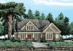 craftsman style homes - Sigh--so cute but don't think we will ever build a new house.