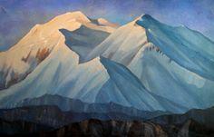 Alan Albeg: Alaska. Mckinley