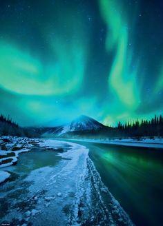 Nothern Lights, Canada/ Alaska