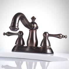 Lavatory Faucet - Oil Rubbed Bronze