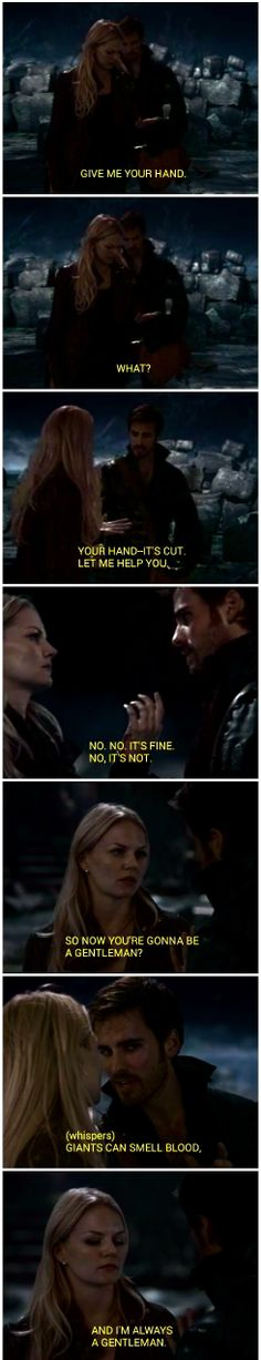 Emma And Hook ~ Once Upon a Time