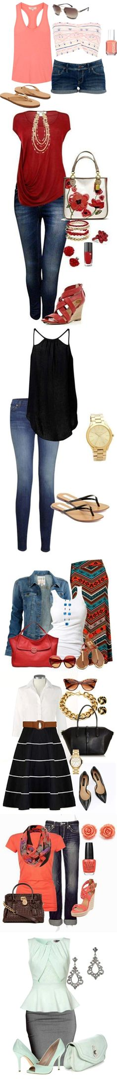 Classy Outfit Ideas Classy Outfits, Outfit Ideas, Fashion Outfits, Polyvore, Image, Elegant Outfit