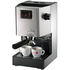 Gaggia 14101 Classic Espresso Machine – Best Value Espresso Machine