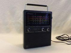 VINTAGE REALISTIC ASTRONAUT-5  MUTI BAND RADIO #Realistic