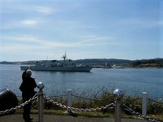 Picture Dad waving to the ship entering the harbor at Esquimalt, BC Remembrance Day, Family Memories, Sailor, Waves, Ship, Pictures, Navy Sailor, Photos, Photo Illustration