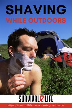 In case the need to shave outdoors occurs, here are a few tips and tricks that may help properly prepare for the chore. #survivallife #survival #preparedness #survivalist #prepper #camping #outdoors #spring #outdoorsurvival #outdoorshaving #outdoorhygiene Survival Life, Camping Outdoors, Outdoor Survival, Shaving, Tips, Close Shave, Counseling