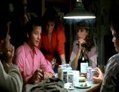 Scena con il coinquilino Jeff Slater (Bill Murray).