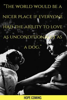 Dog Quotes | http://hope-coming.com/