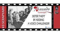 See footage of an intruder stealing metal from a scrapyard. Deter intruders by adding Fight-Back options to your Videofied. Security Technology, The Voice, Ads, Videos, Video Clip