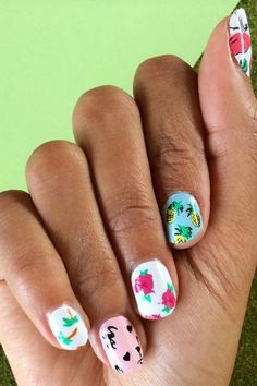The summer nail art we're falling for