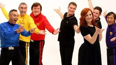 the Wiggles change their line up to include Emma Watkins Wiggles Birthday, Wag The Dog, Australian Actors, The Wiggles, Just Girly Things, Scrapbooking Layouts, Lineup, Doctor Who, Ballet Dance