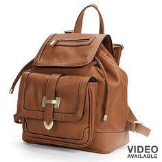 Chaps Backpack Handbag