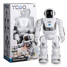 Robots For Kids, Kids Toys, Programmable Robot, Led Facial, Intelligent Robot, Robot Kits, Smart Robot, Toys Uk, Remote Control Cars