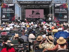 Top reasons you cant miss the 2016 Long Beach Jazz Festival today! It is one of…
