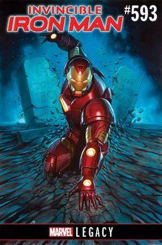 InvincibleIron Man #593