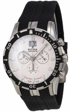Edox Grand Ocean Chronodiver Big Date Chronograph Stainless Steel Mens Luxury Sport Watch 10022-3-AIN. Product details http://astore.amazon.com/usxproducts-20/detail/B00H4OU9QK