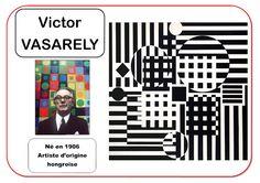 Victor Vasarely - Portrait d'artiste                                                                                                                                                     Plus