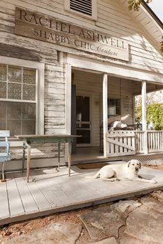 Photos: Inside Rachel Ashwell's Haute Homestead | Garden and Gun