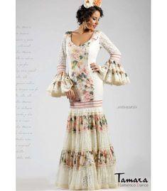 Traje de flamenca Andalucia Superior