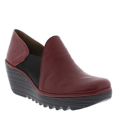 Take a look at this Cordoba Red Yua Leather Bootie today!