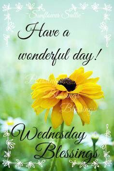 Have A Blessed Wednesday Wednesday Pinte