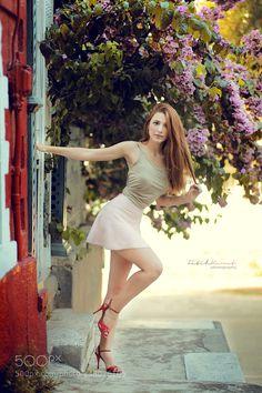 "photografiae: "" Red Shoe by FatihKurut    http://ift.tt/1nCADET """