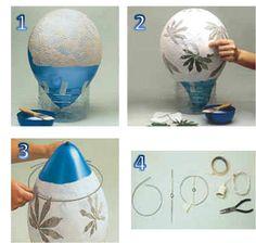 Las lámparas chinas son hermosos faroles que se construyen utilizando papel de seda sobre un bastidor de bambú y tienen de...