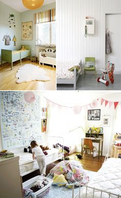 3 lovely rooms