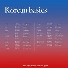 Korean Basics