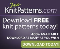 As Seen on TV Products Plus More: Free Craft Patterns - Knitting, Quilting, Sewing, Crocheting, etc.