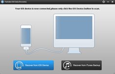 iPhone Data Recovery - Recover iPhone Data from iTunes Backup or without iTunes backup | Open Media Community