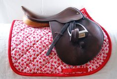 Love this style of saddle!