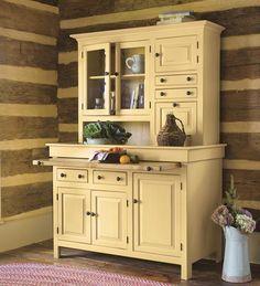 Conestoga cupboard ... love