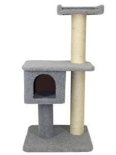 Cat Scratching post and cat poles are a great way for cats to mark and let out their inner tiger. These carpet and sisal cat scratch posts allow your cat to scratch and climb. Helps avoid cat scratching furniture and lounges. Diy Cat Scratching Post, Cat Tree Plans, Cat Climbing Tree, Cat Gym, Cat House Diy, Diy Cat Tree, Cat Perch, Cat Towers, Cat Stands