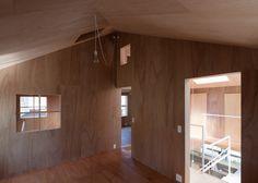 Layered Boundaries house by Tato Architects in Kawanishi, Japan