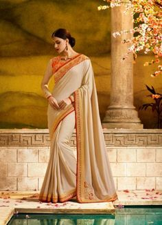 Buy Party wear Sarees Online with All Types Collections Like Designer Party Wear saree,Bollywood party wear saree,Silk Party wear saree,wedding party wear saree and More. Shop Now And get Discount Up to Off Cash on Delivery available ! Indian Beauty Saree, Indian Sarees, Silk Sarees, Lace Saree, Saree Dress, Saris, Buy Designer Sarees Online, Designer Wear, Net Saree