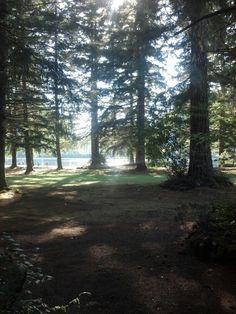 Lake Cushman!! Washington State