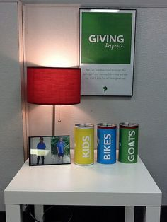 Worship Response Station Ideas
