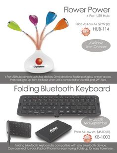 Computer and iPad Accessories