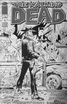 The Walking Dead #1 (Variant V)