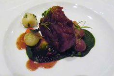 Die gefüllte Lammroulade mit Lamminnereien Steak, Wordpress, Winter, Food, Gourmet, Lamb, Recipies, Winter Time, Essen