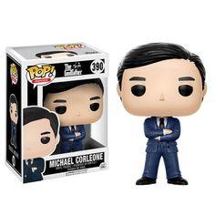 The Godfather Michael Corleone Pop! Vinyl Figure