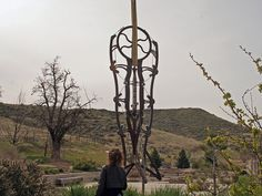 "Placing the ""Machine"" at the Idaho Botanical Garden"