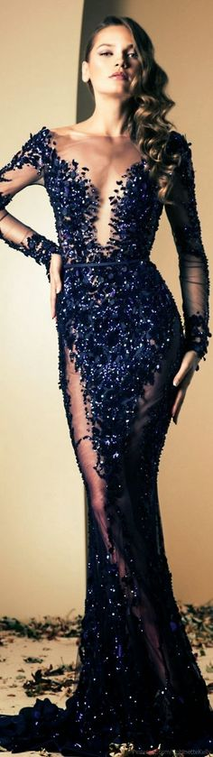 Blue Amazing Decollete Stylish Dress - women inspiration