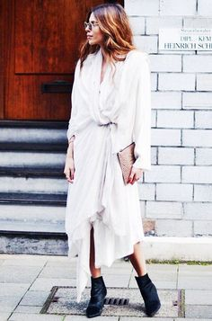 And the Queen of the Maxi Dress Is... | WhoWhatWear