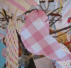 addio, casa. Ciao, Home! Casalinga, Blog Interior Design, Staging, fai da te: rosa e Aqua Partito Benedizione Baby (Baby Shower ragazza di aka)