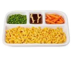 Need these plates for my no food touching daughter - stoneware tv dinner tray via uncommongoods Tv Dinner Trays, Tv Trays, Dinner Plates, Serving Plates, Serving Dishes, Penne, Cheap Christmas Gifts, Christmas Time, Christmas Ideas