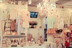 Romantic walkin closet!