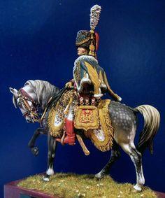 Colonnello di artiglieria a cavallo francese